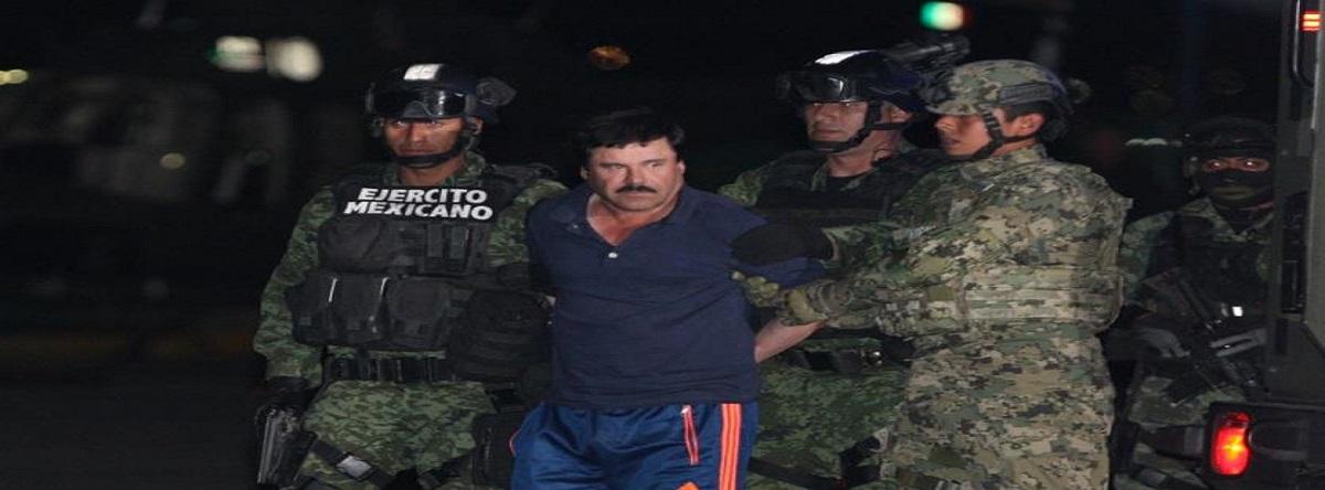 """El Chapo"""" sería extraditado a Brooklyn"""