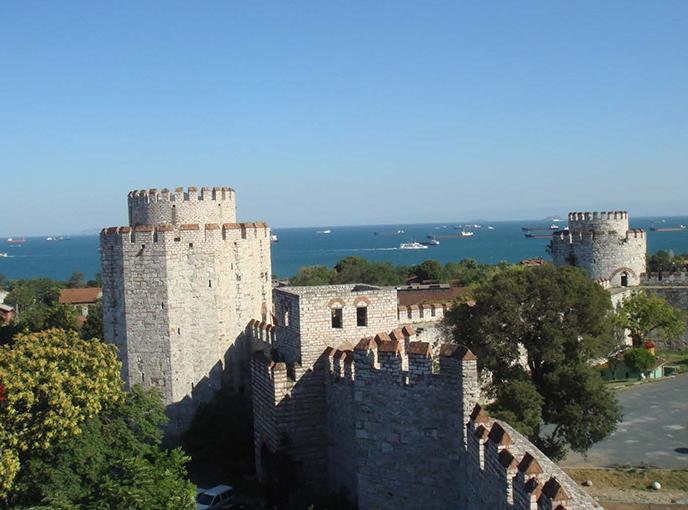 Las Murallas de Estambul, antiguamente Constantinopla