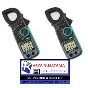 Jual Digital Clamp Meter Kyoritsu 2127r di Malang