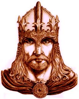 El rey noruego Harald Hardrada