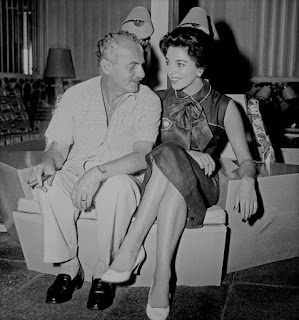 Darryl Zanuck Joan Collins