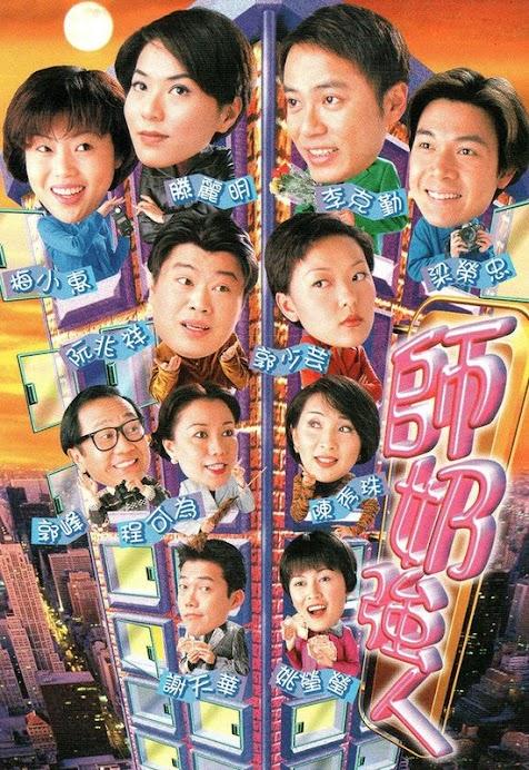[TVB] Định Mệnh - As Sure As Fate (1998) 720p HDTV FFVN