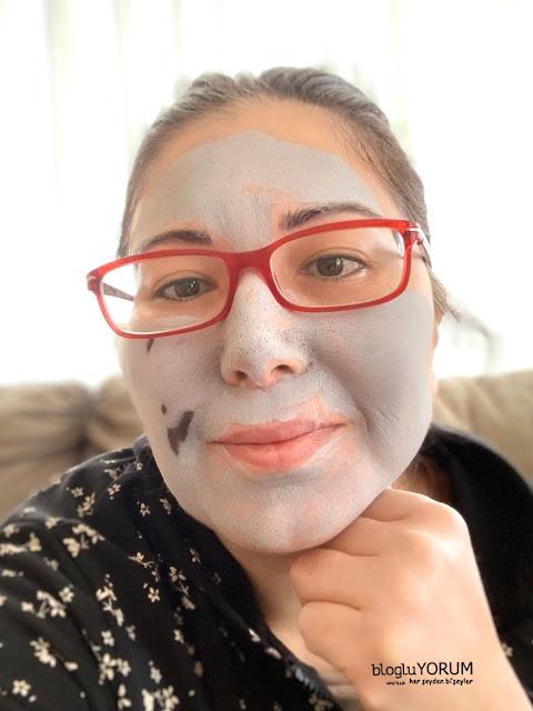 avon clearskin pore shine kömür içerikli maske kullananlar