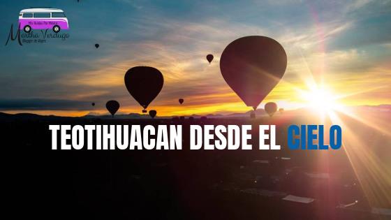 Teotihuacán, turismo en México, zonas arqueológicas