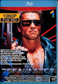 Terminator [1984] [1080p BRrip] [Latino-Inglés] [GoogleDrive]