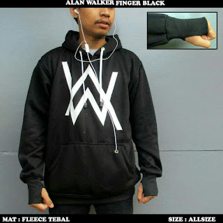 Jaket Alan Walker