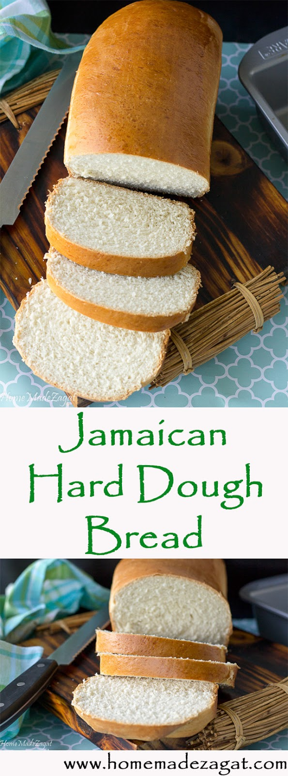 Recipe for Hard Dough Bread
