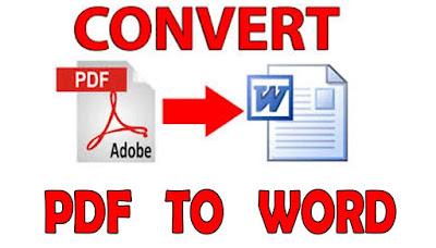 Cara Mengubah File PDF ke Word dengan Mudah dan Cepat
