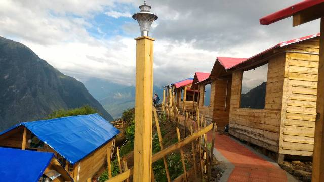 best hotels in Auli - blue poppy resorts in Auli