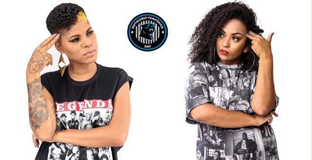"O duo capixaba, Preta Roots lançou o álbum ""O Bonde Delas"""