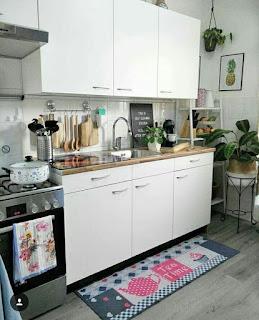 6 Cara Mendesain dan Perkiraan Biaya Pembuatan Dapur Rumah Minimalis Anda