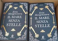 """Logo Come vincere gratis una delle copie del libro """"Il Mare Senza Stelle"""" di Erin Morgenstern."""