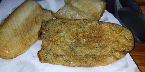 Roti Baguette Goreng