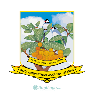 Kota Administrasi Jakarta Selatan Logo Vector
