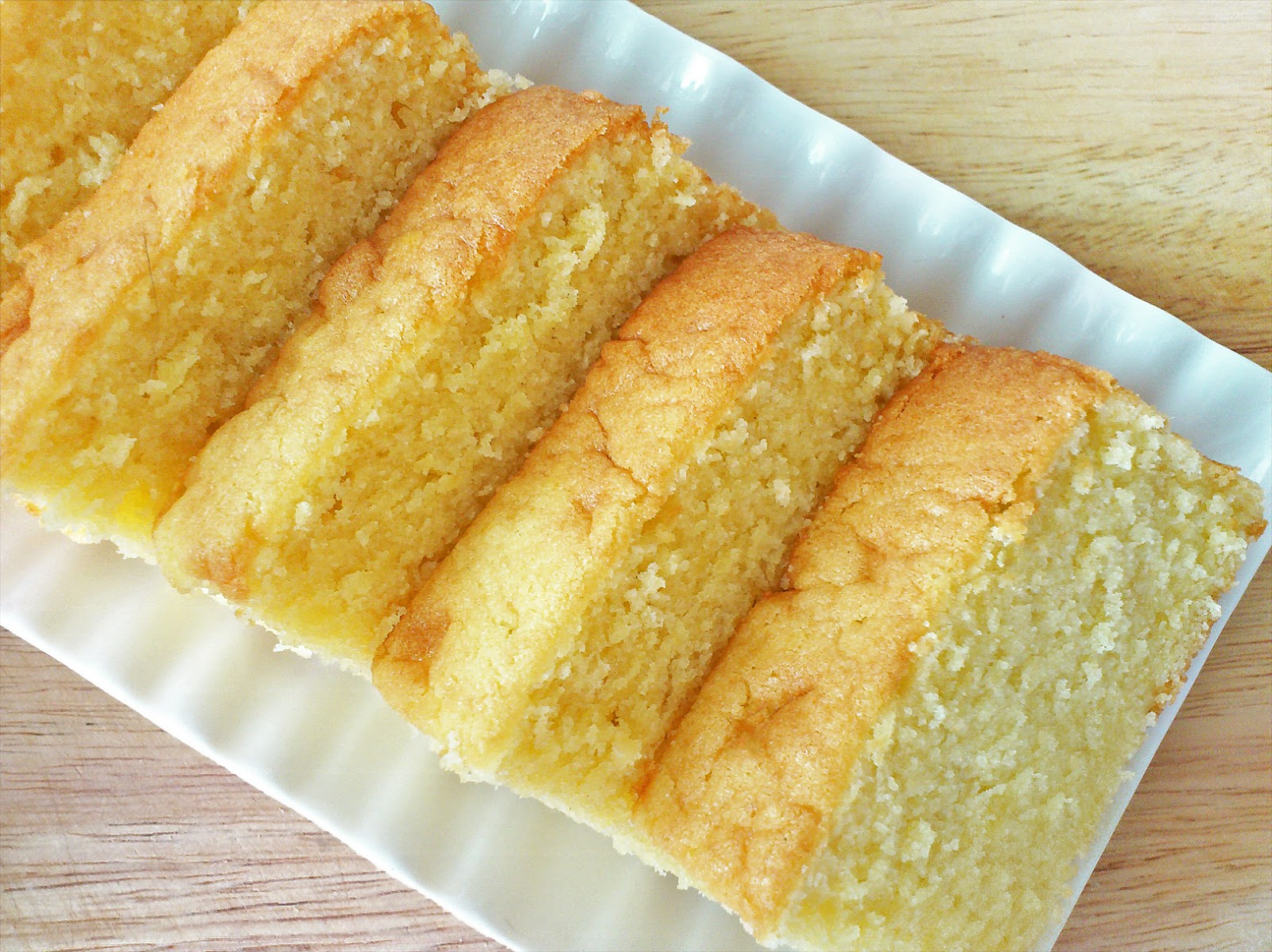 Kitchentigress Butter Cake