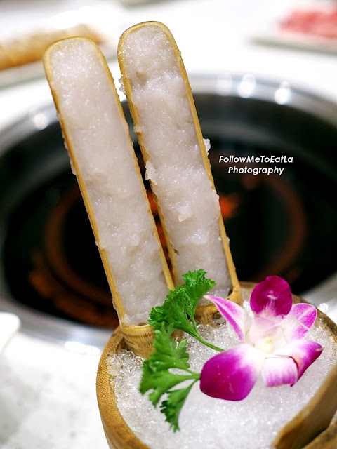 Bamboo Prawn & Fish Paste RM 28/100g RM38/150g