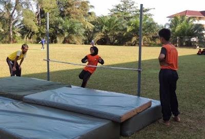 Tujuan Utama Lompat Tinggi