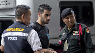 Thailand to free Bahraini refugee footballer Hakeem al-Araibi