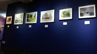 エル・ポエタ個展、展示の様子
