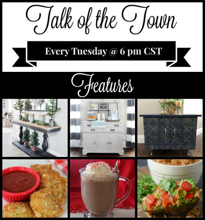 Talk Of The Town Party 156 Features