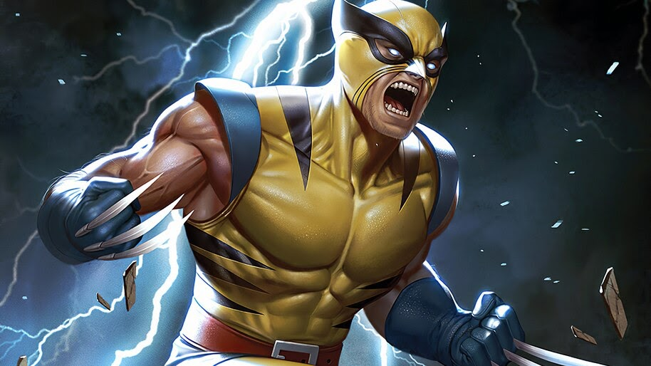 Wolverine 4k Wallpaper 4 2076