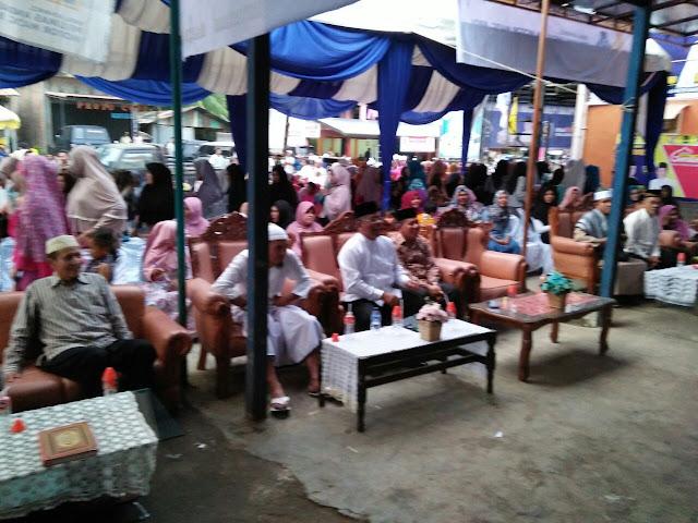 Program Gemilang Dari Paslon Aminullah-Zainal Diyakini Akan Merubah Banda Aceh