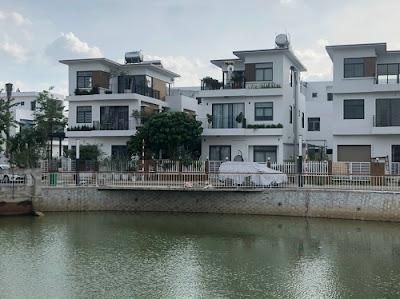 Khu dân cư Hưng Phú Thủ Đức