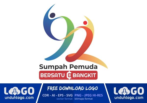 Logo Sumpah Pemuda 2020 png