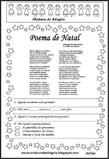 Poema de natal