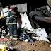 Motorista de carreta morre em acidente na BR-116