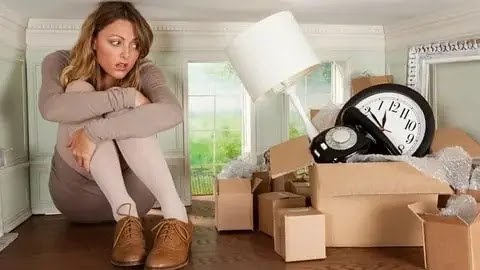 Is your love life full of clutter?