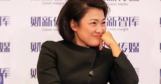 Zhang Xin, founder of SOHO China
