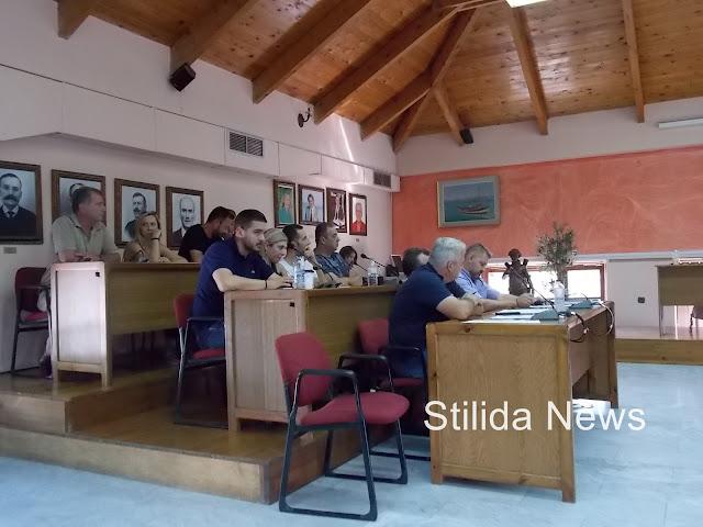 Αντιδήμαρχοι στο Δήμο Στυλίδας