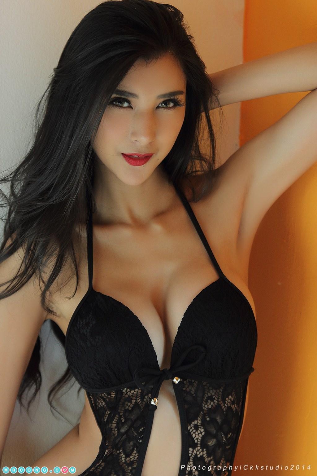 Image Thai-Model-No.345-Takky-Chonticha-Sujitalom-MrCong.com-006 in post Thai Model No.345: Người mẫu Takky Chonticha Sujitalom (27 ảnh)