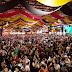 Público da primeira noite da 36ª Oktoberfest Blumenau é maior dos últimos 10 anos