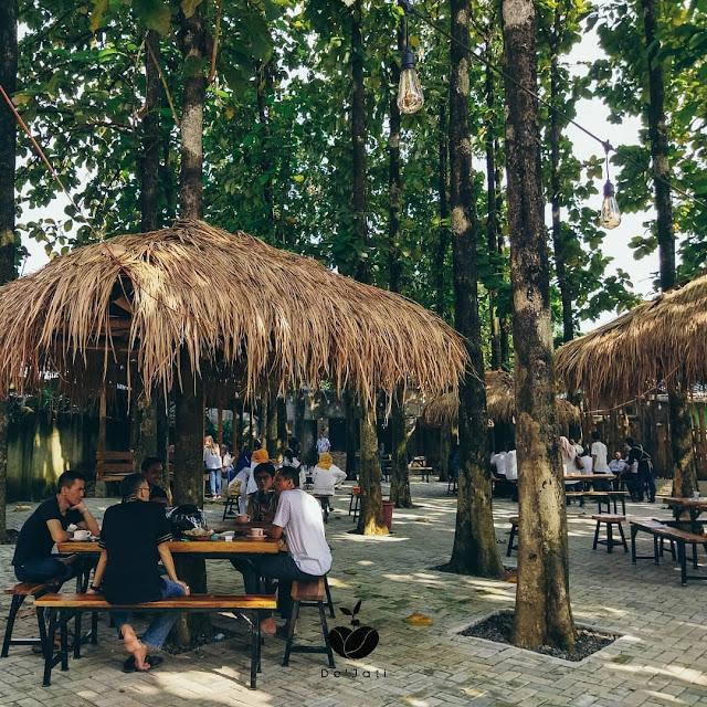 De'Jati Coffee Garden Bogor Jawa Barat