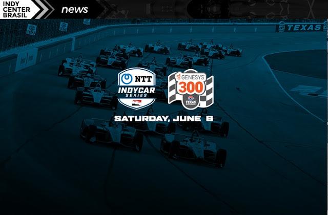 IndyCar planeja começar temporada no Texas em junho