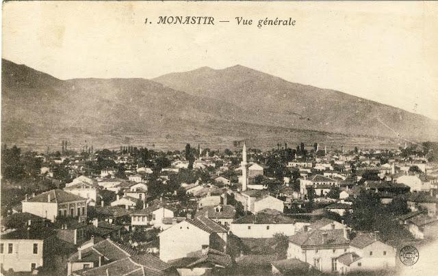 Panorama of the city toward Pelister