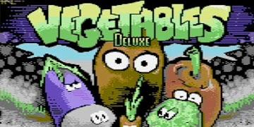 Reserva Vegetables Deluxe para Commodore 64 y 128 #RetroManiac