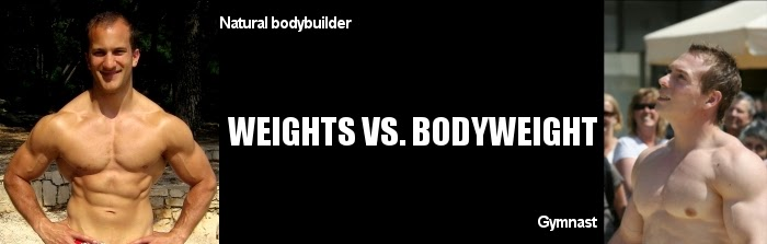 Start Bodyweight Training Weights Vs Exercises