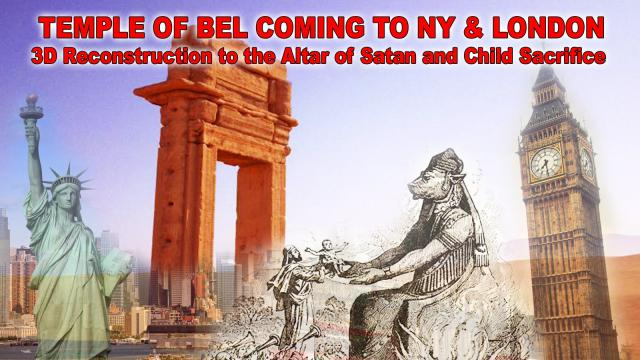 The Temple Of Baal Coming To New York Will Be Followed By Hundreds More All Over The World