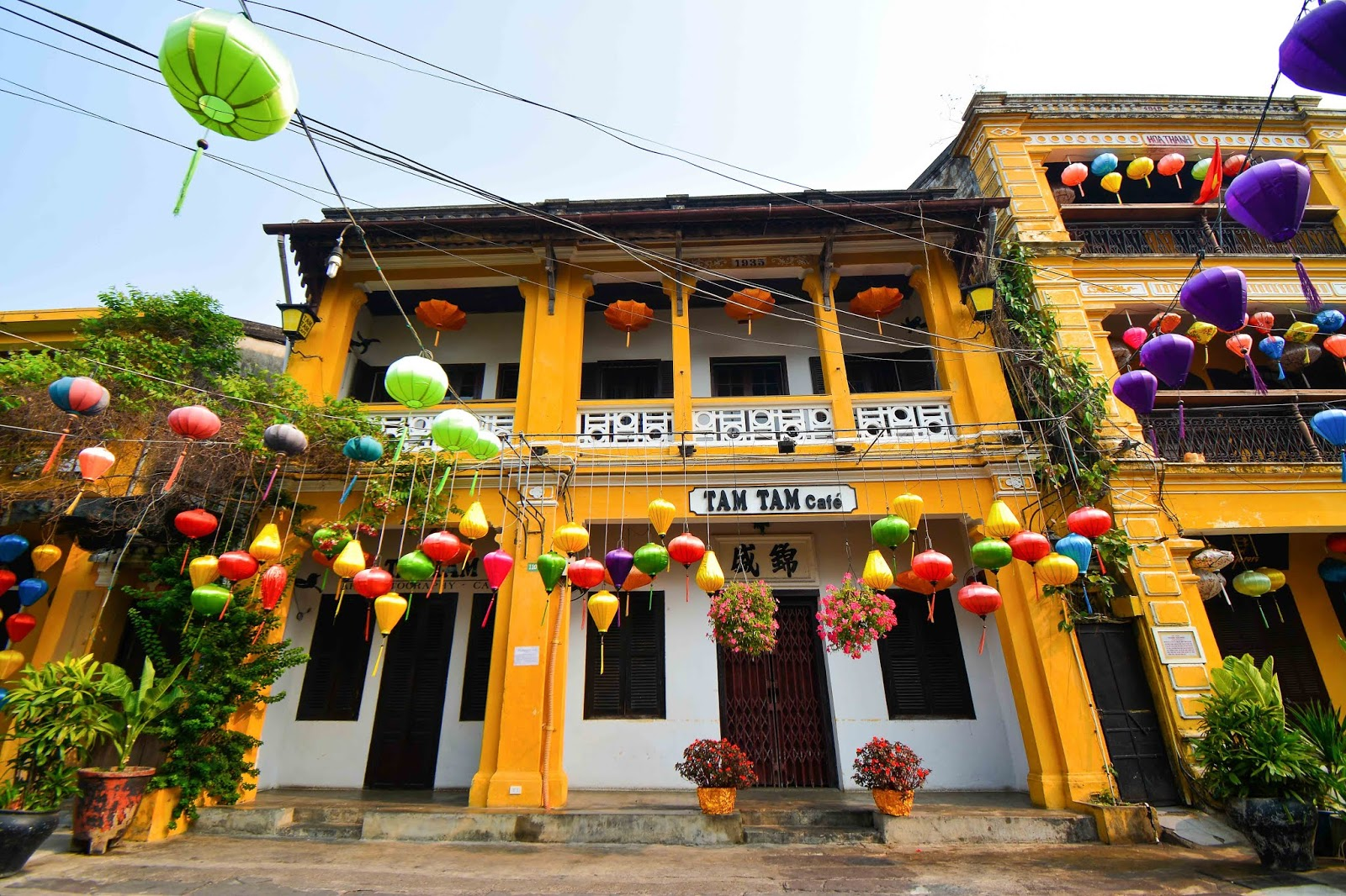 Lịch trình chụp ảnh ngoại cảnh tại phố cổ Hội An