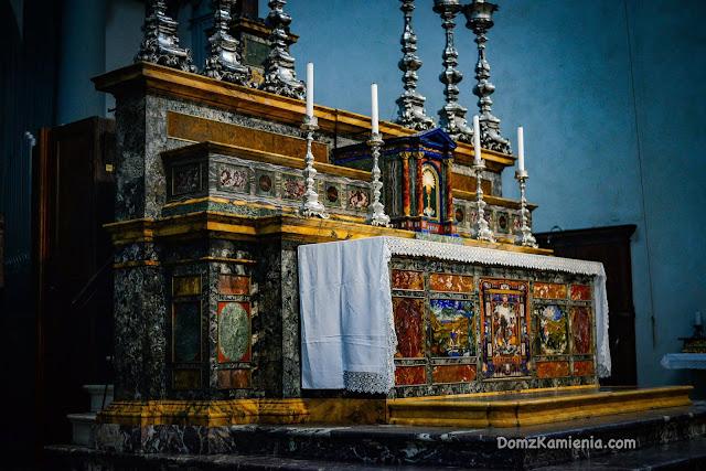 San Lorenzo ołtarz główny