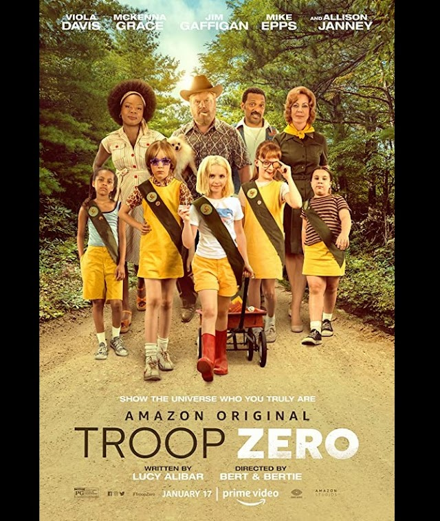 Troop Zero 2020 x264 720p WebHD Esub Dual Audio English Hindi THE GOPI SAHI