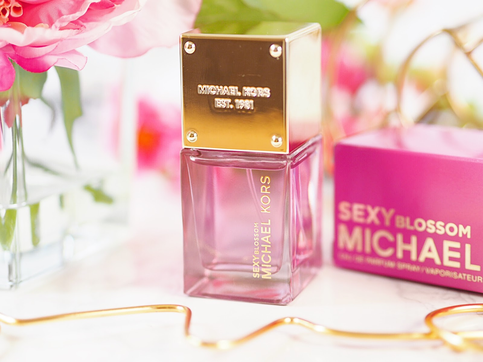 25784338d23d Michael Kors Sexy Blossom Review - Lady Writes