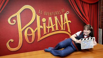 Poliana (Sophia Valverde) - Créditos: Lourival Ribeiro/ SBT