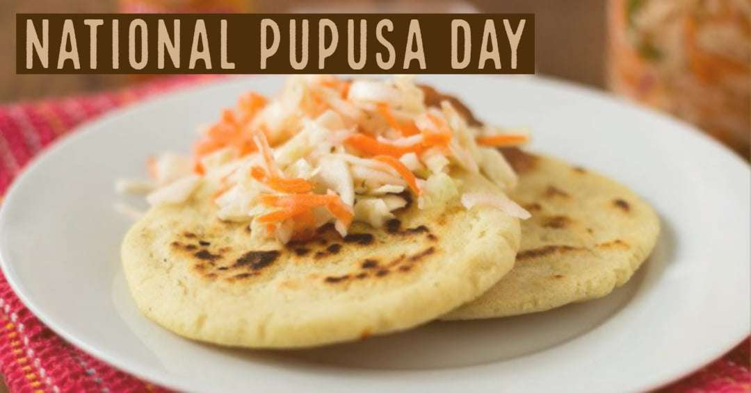 National Pupusa Day Wishes Awesome Picture