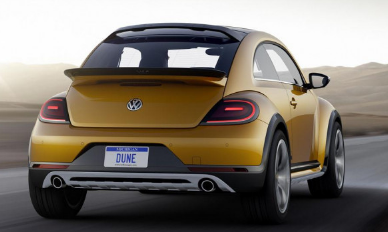 New VW Beetle 2018 Exterior