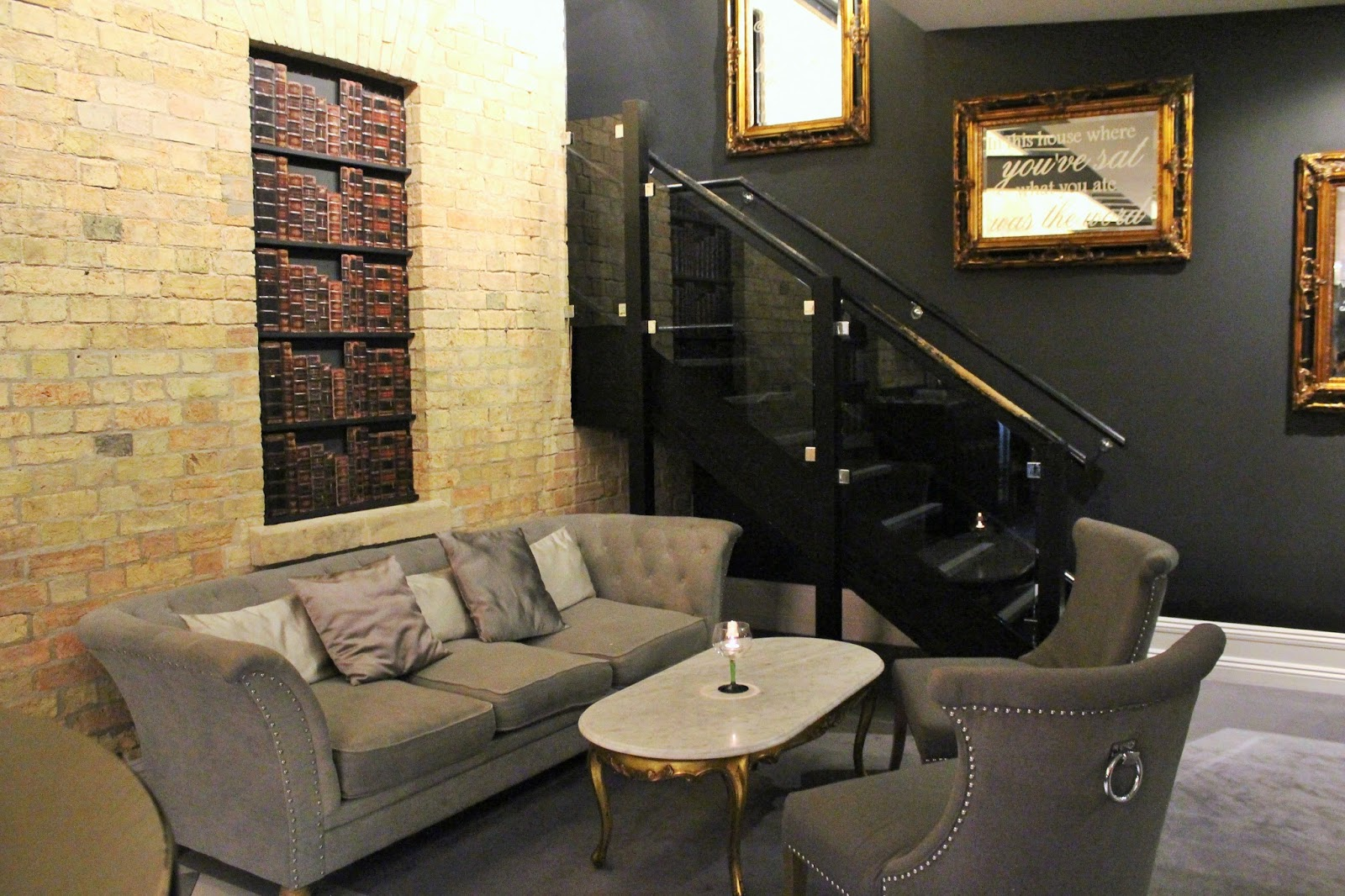 Poets House Hotel, Ely, Cambridgeshire - The Study