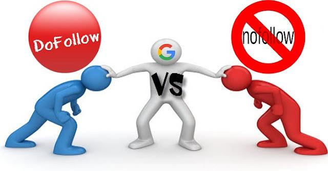 Sự khác biệt giữa link dofollow và link nofollow